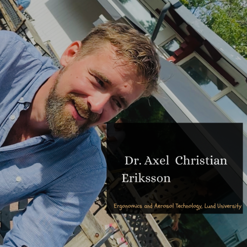 Dr. Axel Eriksson on how we pollute air every day effects   Air Pollution