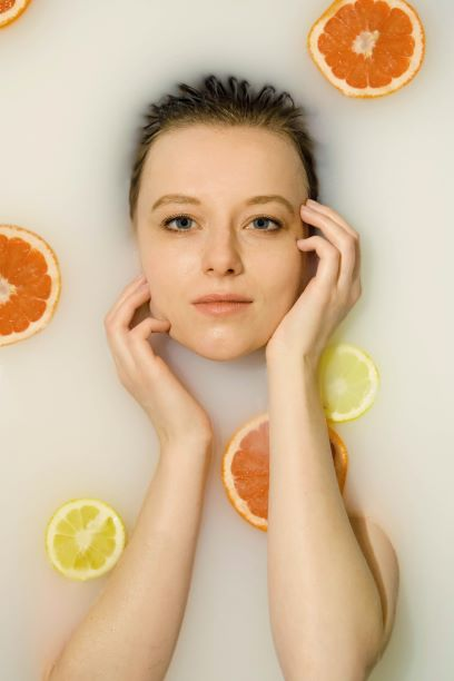 How to get clear skin (Healthy Foods to eat for a clear skin diet)